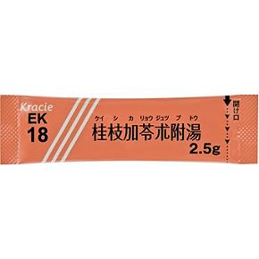 クラシエ桂枝加苓朮附湯エキス細粒(EK-18):2.5g×168包