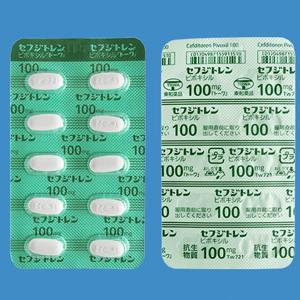セフジトレンピボキシル錠100mg「トーワ」 10錠×2シート