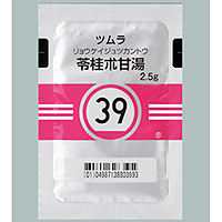 39 ツムラ ツムラ苓桂朮甘湯エキス顆粒(医療用)の基本情報(薬効分類・副作用・添付文書など)|日経メディカル処方薬事典