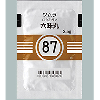 ツムラ六味丸エキス顆粒(87):42包(14日分)