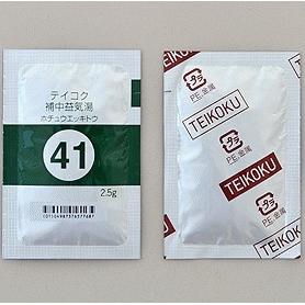テイコク補中益気湯エキス顆粒(41):2.5g×42包(14日分)