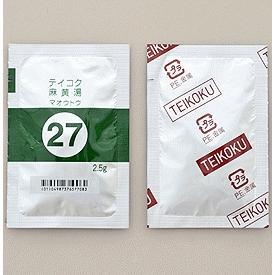 テイコク麻黄湯エキス顆粒(27):2.5g×42包