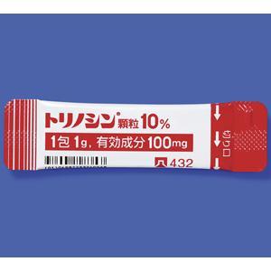 トリノシン顆粒10%:1g(スティック)×84包