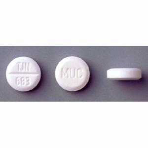 ムコソルバン錠15mg:100錠(10錠×10)PTP