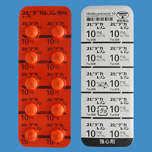 ユビデカレノン錠10mg「トーワ」:100錠