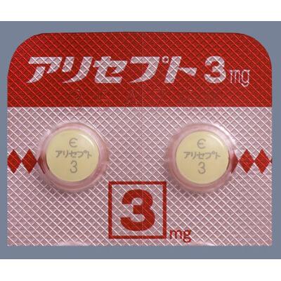 #アリセプト錠3mg 28錠(14錠×2シート)