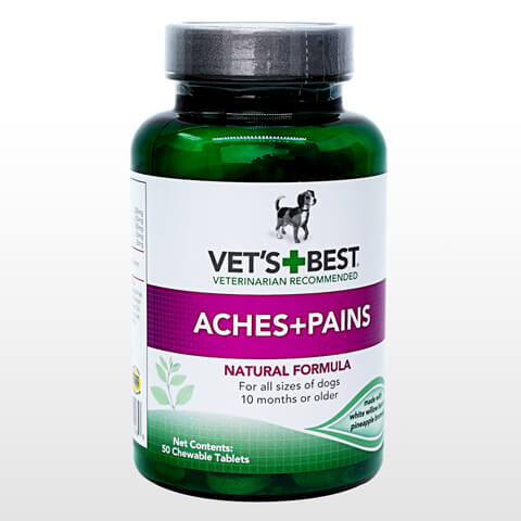(Vet's+Best)犬用アスピリンフリー痛み止めチュアブル50錠 1本