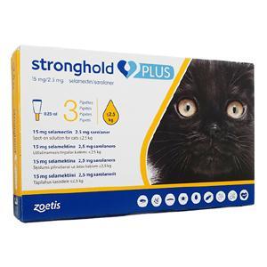 ストロングホールドプラス子猫用(2.5kg以下)3本 2箱