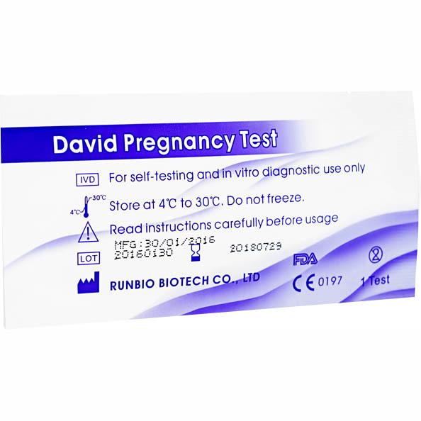 早期妊娠検査キット 5個