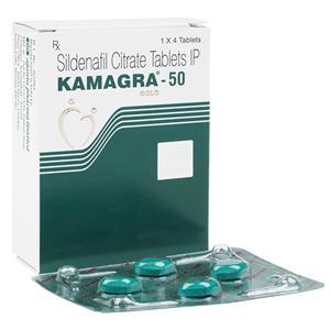 カマグラ50mg4錠 1箱