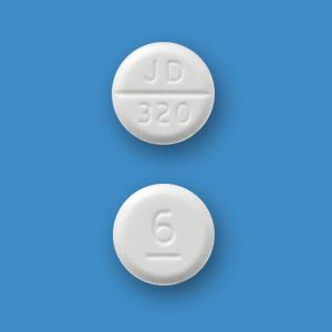 #ベタヒスチンメシル酸塩錠6mg「JD」 100錠