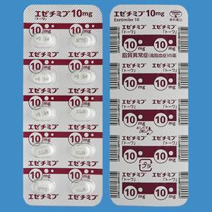 エゼチミブ錠10mg「トーワ」 20錠(PTP)