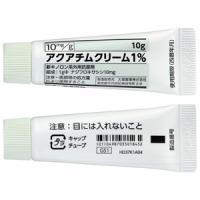 アクアチムクリーム1%:10g×10本
