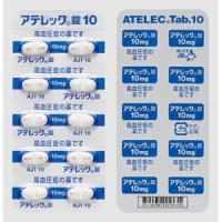 アテレック錠10 10錠×5シート