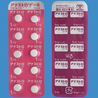 アナストロゾール錠1mg「トーワ」  10錠(10錠×1)PTP
