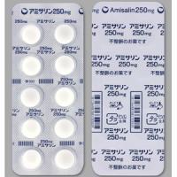 アミサリン錠250mg 100錠(PTP)