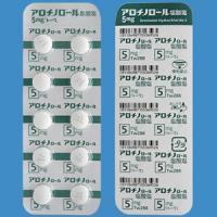 アロチノロール塩酸塩錠5mg「トーワ」 100錠
