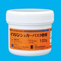 イソジンシュガーパスタ軟膏(ボトル):100g