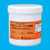イソジンシュガーパスタ軟膏(ボトル):500g