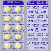 エブトール250mg錠:100錠【劇】
