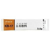 クラシエ五苓散料エキス細粒(KB-17):3.0g×28包(14日分)