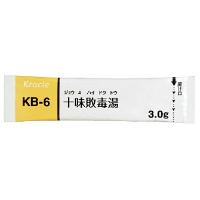 クラシエ十味敗毒湯エキス細粒(KB-6):3.0g×28包(14日分)
