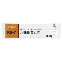 クラシエ八味地黄丸料エキス細粒(劇)(KB-7):3.0g×28包(14日分)
