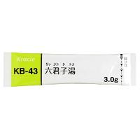 クラシエ六君子湯エキス細粒(KB-43):3.0g×28包(14日分)