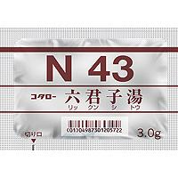 コタロー六君子湯エキス細粒(N43):42包(14日分)