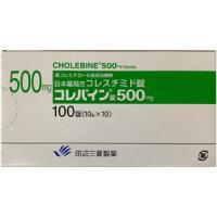 コレバイン錠500mg 100錠(10錠×10)