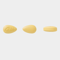 【日本製】シアリス錠20mg 4錠PTP