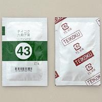テイコク六君子湯エキス顆粒(43):2.5g×42包(14日分)