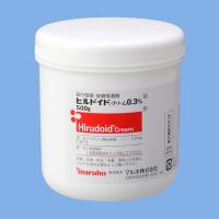 ヒルドイドクリーム0.3%:500g(瓶)