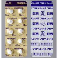フロベン錠40(劇):100錠(PTP)