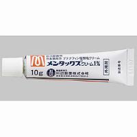 メンタックスクリーム1%:10g×10