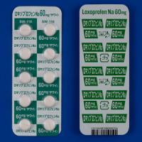 (Lox)ロキソプロフェンNa錠60mg「サワイ」:100錠(旧名:ケンタン錠60mg)