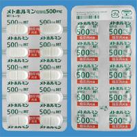 メトホルミン塩酸塩錠500mgMT「トーワ」:100錠