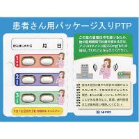 アジスロマイシン錠250mg「NP」:18錠(6錠×3シート)(患者さん用パッケージ入りPTP)