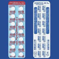 #ドネペジル塩酸塩OD錠5mg「杏林」 14錠(14錠×1シート)