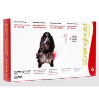 ストロングホールド120mg(10.1kg〜20kgの犬用) 6本