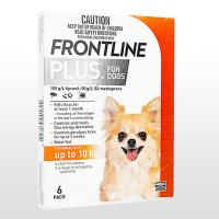 FrontlinePlus(10kg未満用)6本 1箱