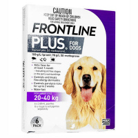 FrontlinePlus(20kg~40kg用)6本 3箱