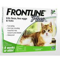 FrontlinePlusForCat6本 3箱