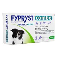 フィプリストコンボ中型犬用1.34ml3本 1箱