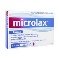 Microlax5ml4本 1箱