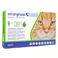 ストロングホールドプラス猫用(5-10kg)3本 1箱
