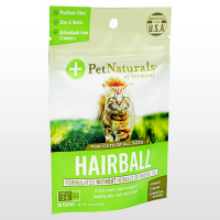 (PetNaturals)ヘアボール(猫用)30錠 3袋