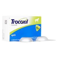 トロコキシル75mg犬用2錠 1箱
