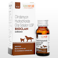Bioclan25mg20ml 2本