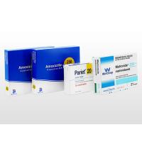 ピロリ菌除菌B(二次治療)セット 1セット